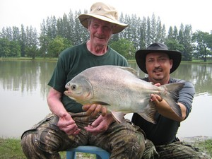 Predator Fishing Lake Thailand - IT Lake Monsters