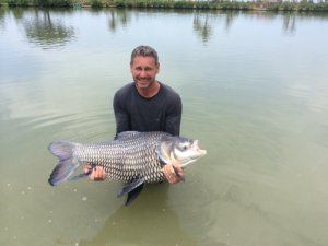 Jurassic Carp Fishing in Thailand