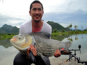 thailand carp fishing holidays
