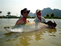 Fishing in Thailand with John Wilson