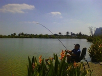 stunning countryside and prolific fishing in thailand